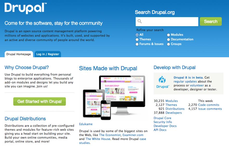 Drupal開発支援個別セミナーを開始